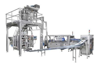 Bosch VFFS and multi head weigher
